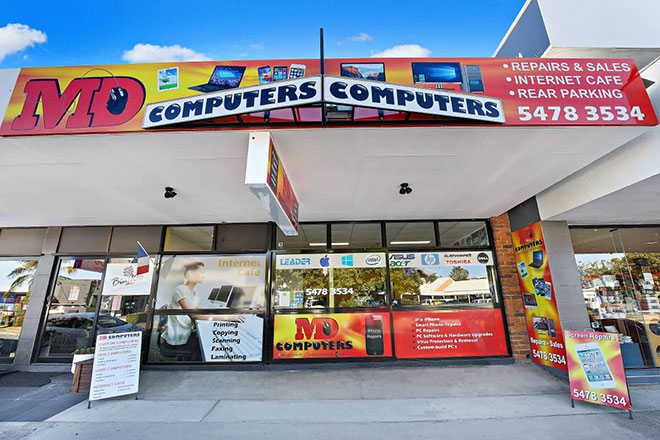 md computers sunshine coast